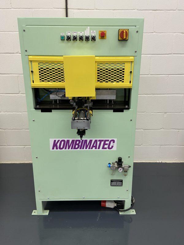 UPVC Machinery Kombimatec EV443 corner cleaner