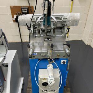 Upvc Aluminium Machinery Pertici ML142