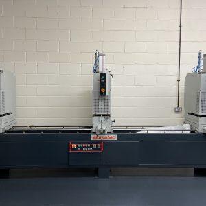 UPVC Machinery Elumatec DS703THV 3 head welder